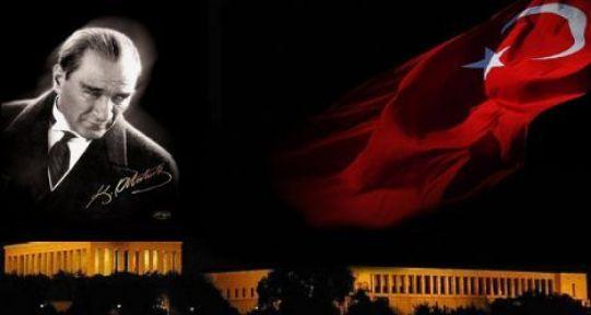 Atatürk'ün Aramızdan Ayrılışının 73. Yıl Dönümü...