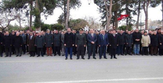 Atatürk'ün Silifke'ye Gelişinin 92.Yıl Dönümü Kutlandı