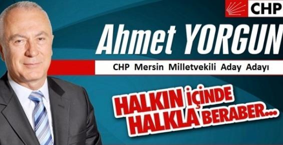 """Ahmet Yorgun; """"Partililerime Güveniyorum"""""""