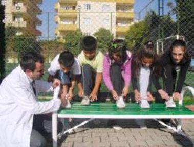 Bahar Koleji öğrencilerini hayata hazırlıyor