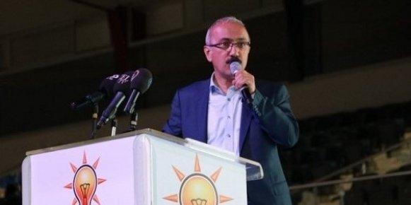 """Bakan Elvan: """"Mersin Yıllarca Yerel Yönetimlerce İhmal Edildi"""""""
