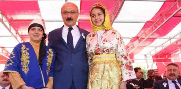 Bakan Elvan, Türk Polis Teşkilatı'nın Kuruluş Yıl Dönümü Kutlamalarına Katıldı.