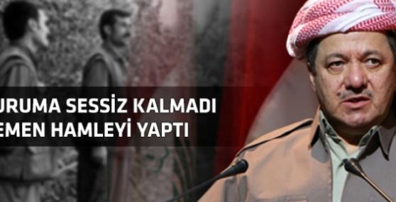 Barzani Kürtlere Sınırı Kapattı !