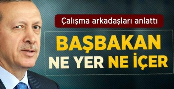 Başbakan Erdoğan'ın Beslenme Tercihleri