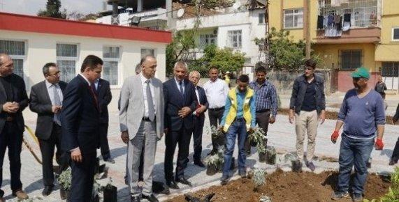 Başkan Aktaş, Yapımı Tamamlanan Güneş Mahalle Evini İnceledi