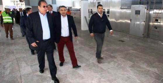 Başkan Özcan'dan Ekmek Fabrikası Açıklaması
