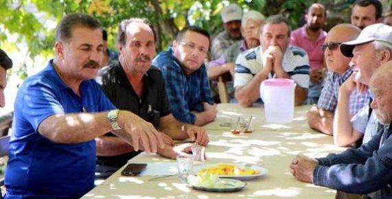 Başkan Tuna: İlçemizin Her Köşesine Eşit Hizmet Götürüyoruz