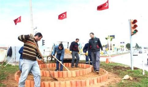 Başkan Tuna: Kent Estetiği Önemli
