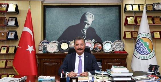 Başkan Tuna, Türk Dil Bayramı'nı Kutladı