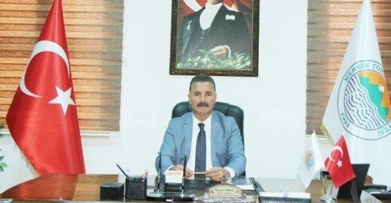 Başkan Tuna'dan Jandarma Teşkilatına Kutlama