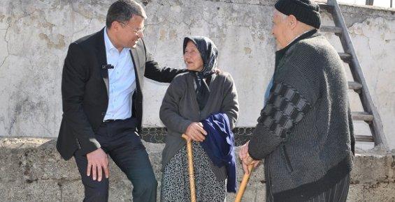 Başkan Turgut Halkımızın Güveninin Boşa Çıkarmadık