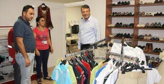 Başkan Turgut: İhtiyaç Sahibi Vatandaşlarımızın Yanındayız