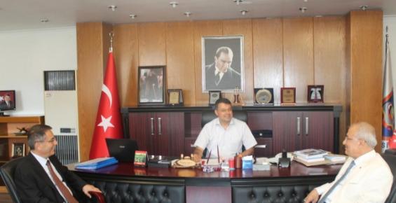 Başkanı Kocamaz'dan Silifke Ziyareti