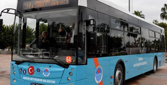 Belediye Otobüslerine Kamera ve Araç Takip Sistemi Takılacak