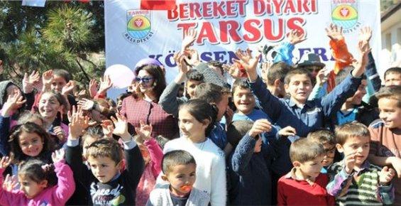 Bereket Diyarı Tarsus Köy Şenlikleri