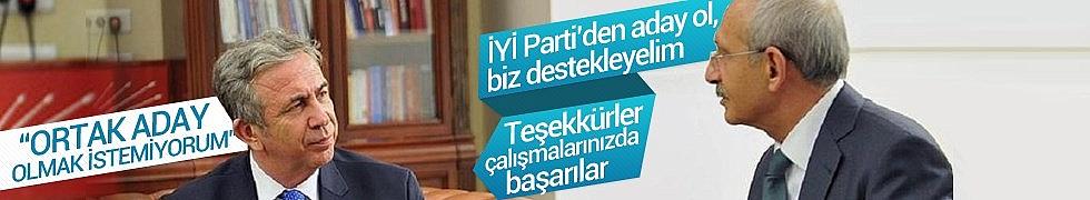 Kılıçdaroğlu'yla Görüşen Mansur Yavaş'a Büyük Şok!