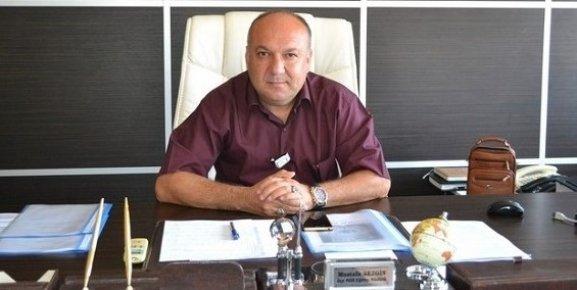Bozyazı İlçe Milli Eğitim Müdürlüğüne Mustafa Sezgin atandı.