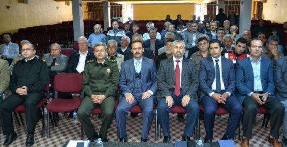 Bozyazı'da Referandumla İlgili Tedbirler Alındı