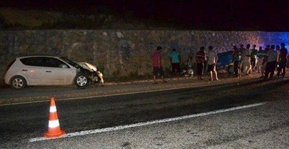 Bozyazı'da Trafik Kazası: 3 Yaralı