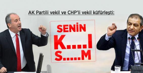 BU KÜFRÜ BİR AK PARTİLİ VEKİL ETTİ !