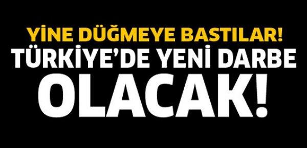Bu Yıl Türkiye'de Darbe İhtimali Yüksek