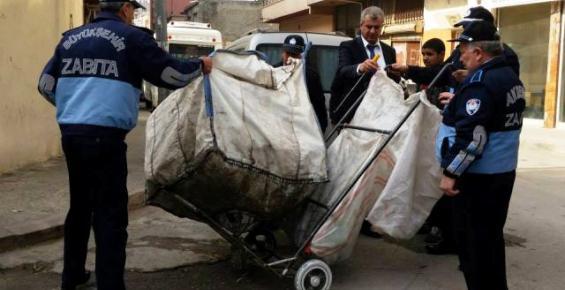 Büyükşehir Belediyesi Denetimleri Artırdı