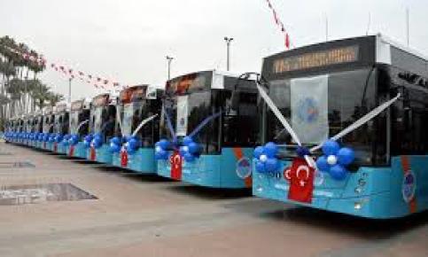 Büyükşehir Belediyesi Otobüs Saatlerini Güncelledi