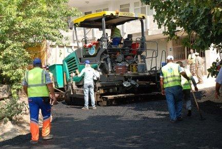 Büyükşehir Belediyesi Silifke'yi şantiyeye çevirdi