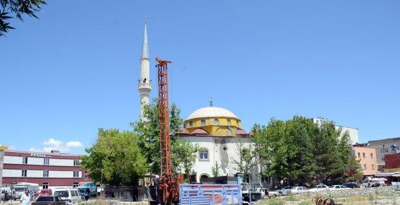 Büyükşehir Belediyesinden Elbistan'a 5 bin kişilik cami