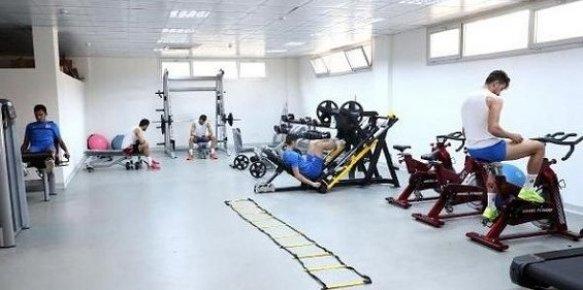 Büyükşehirden 'Fitness Salonu' Hizmeti