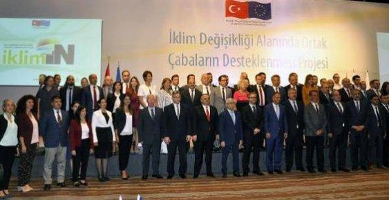 Büyükşehir'in 'Karbon Ayak İzi' Projesi Hibe Almaya Hak Kazandı