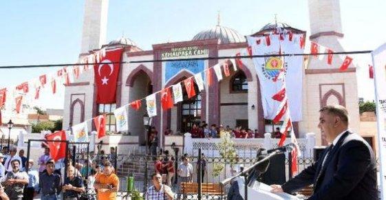 Cami ve Sosyal Donatılarına Açılış