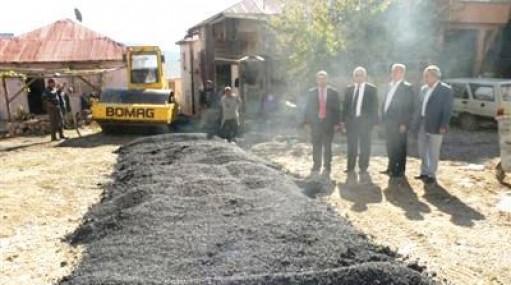 Çamlıyayla ile Sebil Belediyeleri Güç Birliği Yaptı