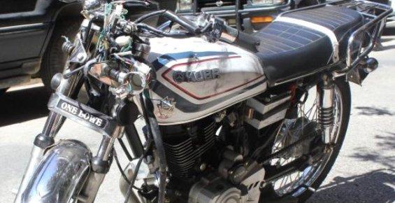 Çamlıyayla'da Motosikletin Çarptığı Yaya Öldü