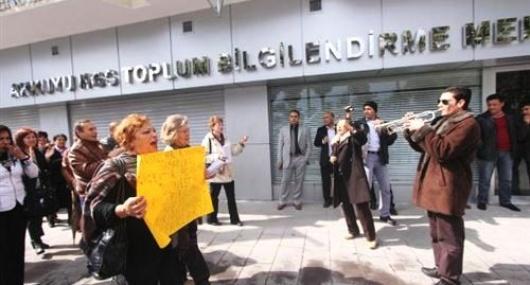 Cenaze Marşı ile Nükleer Santral Tepkisi