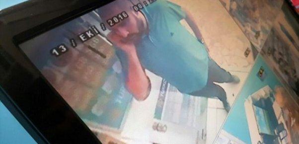 Cep Telefonu Hırsızlığı Kameralara Yansıdı