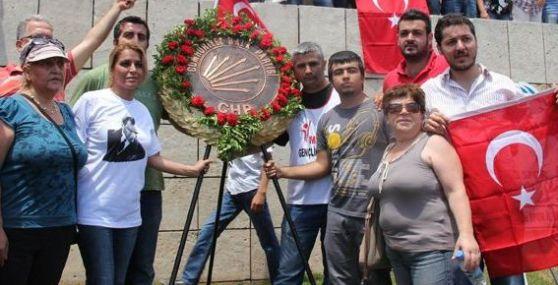 CHP den Alternatıf 19 Mayıs Kutlaması
