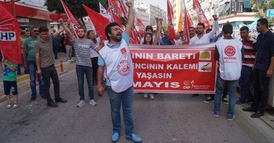 CHP Gençlik Kolları Başkanı Kendi Partili Belediye Başkanı Neşet Tarhan'a Esti Gürledi
