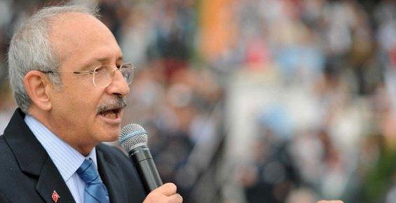 CHP Genel Başkanı Kılıçdaroğlu Tarsus'ta
