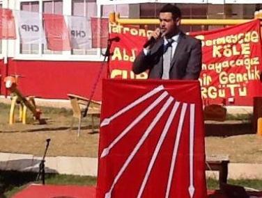 CHP İl Gençlik Kollarına Serdar Çelik Atandı.