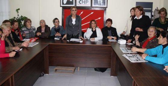 CHP Mersin İl Kadın Kolları Başkanı Nevin Zaimoğlundan Çağrı