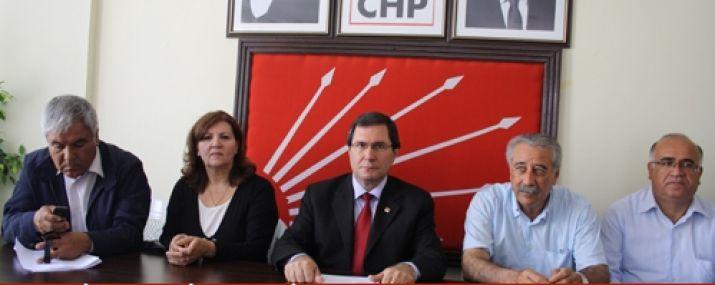 CHP Mersin İl Örgütünden 19 Mayıs Açıklaması
