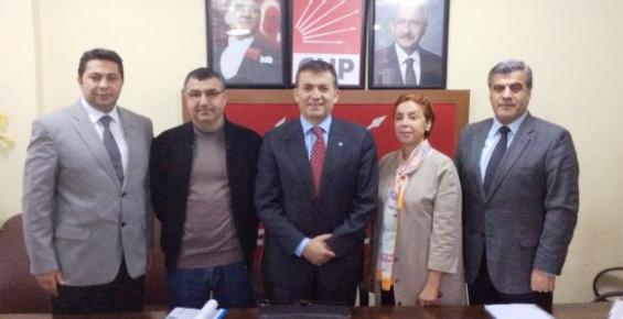 CHP Mersin İl Teşkilatında Görev Dağılımı Yapıldı