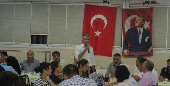CHP Mersin Milletvekili Serdal Kuyucuoğlu Belediye Başkan Adaylığı Turunda