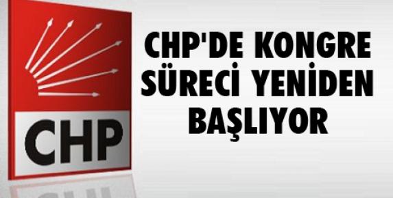 CHP Mersin'de İlçe Kongre Takvimi Başladı