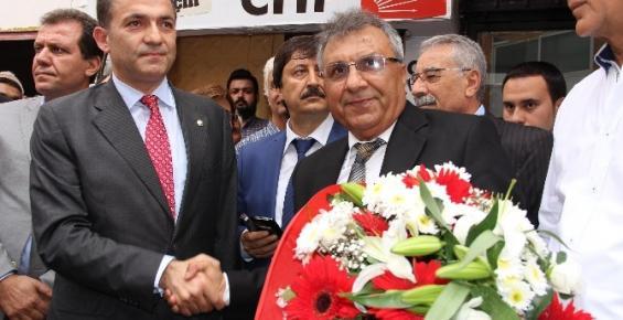 Mersin CHP İl Örgütünde Kayyum Görevi Devraldı