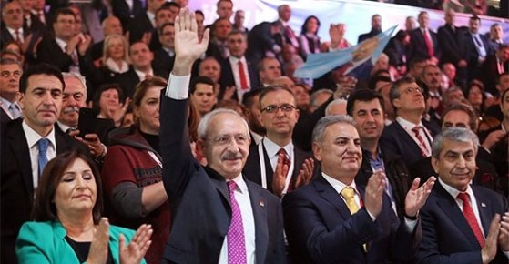 CHP Parti Meclisine Mersin'den 16 İsim Aday