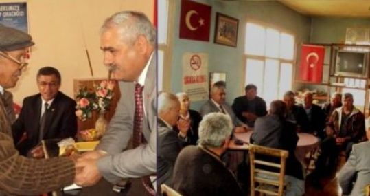 CHP Toroslar İlçe Başkanı Mustafa Erkoç İddialı