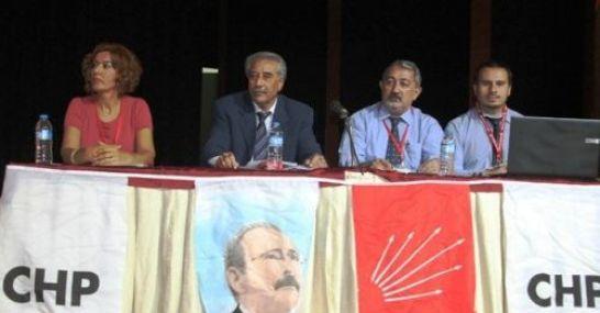 CHP Yenişehir Genişletilmiş Danışma Meclisi Toplandı.