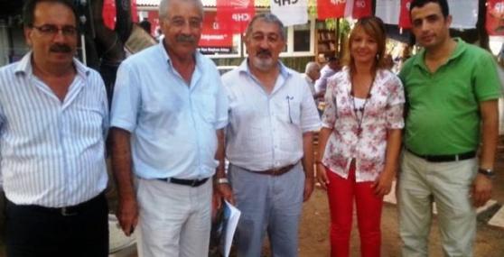 CHP Yenişehir İlçe Seçimine Rıza Turan Güçlü Giriyor